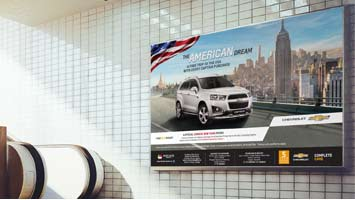 Project: Chevrolet Myanmar